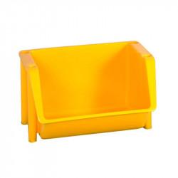 Bac de distribution L 425 x P 525 x H 315 mm - jaune Gilac Bacs de distribution