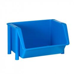 Bac de distribution L 425 x P 525 x H 315 mm - bleu Gilac Bacs de distribution