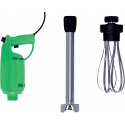 Mixeur batteur + fouet (L) 350 mm + mixeur (L) 500 mm - inox L2G Mixeurs plongeant
