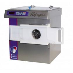 Hachoir réfrigéré 350 Kg/h - 1405 W - 400V MATERIEL ALIMENTAIRE PRODUCTION Hachoirs réfrigérés