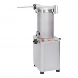 Poussoir hydraulique 20 litres - 920 W - Tout inox  MATERIEL ALIMENTAIRE PRODUCTION Poussoirs