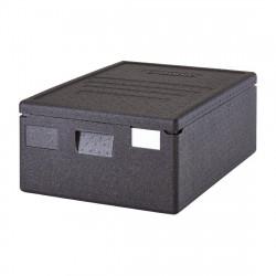 Conteneur EPP 600 X 400 ouverture sur le dessus 53 litres EQUIPEMENT DIRECT Conteneurs transportables