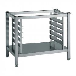 Piètement pour fours 4 à 6 niveaux - inox - Gastro M GASTRO M Accessoires et pièces détachées