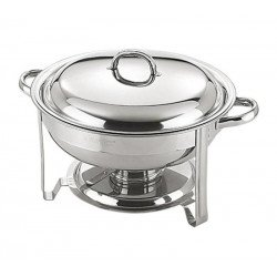 Kit de chafing dish inox 7,5 Litres EQUIPEMENT DIRECT Chafing Dish
