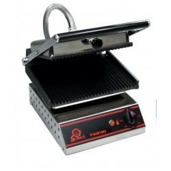 Grill panini lisse simple - 230 V, 2200 W Sofraca Paninis