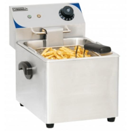 Friteuse électrique 8 litres CASSELIN Friteuses à poser