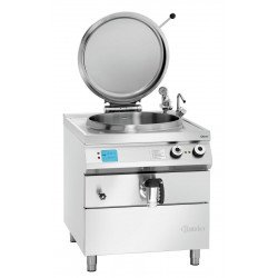 Cuiseur électrique 100 Litres, controle auto niveau d'eau Bartscher Marmites