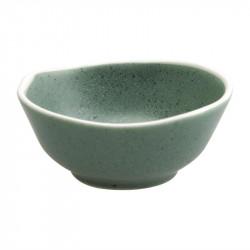 Lot de 12 bols à sauce Ø 80 mm, vert - CHIA OLYMPIA Collection Chia