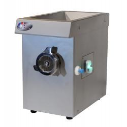 Hachoir double 400 V - 1105 W - 350 Kg / h - inox  MATERIEL ALIMENTAIRE PRODUCTION Hachoirs