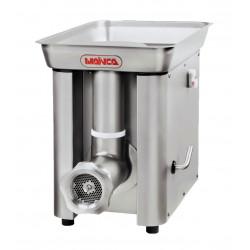 Hachoir double sur socle - 400 V - 2210 W - 800 Kg / h - inox  MATERIEL ALIMENTAIRE PRODUCTION Hachoirs