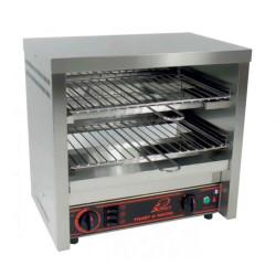 Toaster multifonction avec régulateur - Super Club 2 étages Sofraca Toasters
