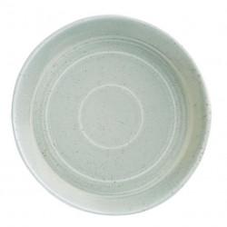 Lot de 4 bols ronds 900 ml, Ø 220 mm, vert printanier - cavolo OLYMPIA Collection Cavolo