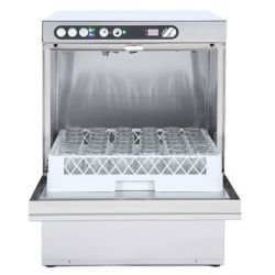 Lave-vaisselle 500 x 500 mm - vidange par gravité ADLER Laves-Vaisselles Pro