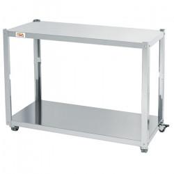 Table de support à 2 étagères - ECO FECA Accessoires et pièces détachées
