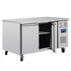 Tour pâtissier 427 litres 2 portes, grille 600 x 400 mm POLAR Tables et soubassements