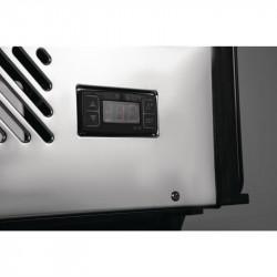 Vitrine réfrigérée 160 litres, inox - POLAR POLAR Vitrines réfrigérées à poser