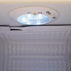 Arrière-bar 88 Litres, 1 porte vitrée POLAR Arrières-bar