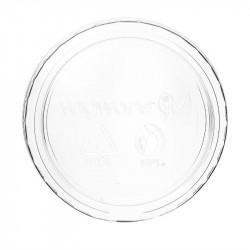 Couvercles PLA compostables (x2000) VEGWARE Tous les accessoires pour la vente à emporter