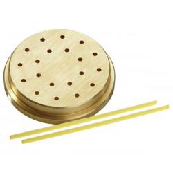 """Matrice pâtes """"Spaghetti"""" Ø 2 mm, bronze Bartscher Accessoires et pièces détachées"""