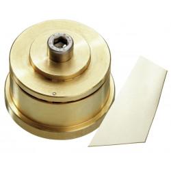 """Matrice pâtes """"Sfoglia"""" 135 mm, bronze Bartscher Accessoires et pièces détachées"""