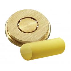 """Matrice pâtes """"Cannellone"""" Ø 25 mm, bronze Bartscher Accessoires et pièces détachées"""
