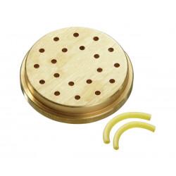 """Matrice pâtes """"Bigoli"""" Ø 3 mm, bronze Bartscher Accessoires et pièces détachées"""