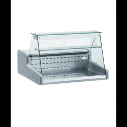 Vitrine réfrigérée (L) 1000 mm, à poser DIAMOND Vitrines Horizontales
