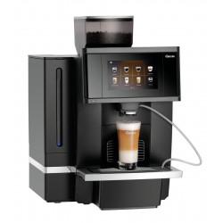 Distributeur auto. à café, 80 tasses / jour, 4 programmes, noir & argenté, KV1 COMFORT Bartscher Machines à café automatiques