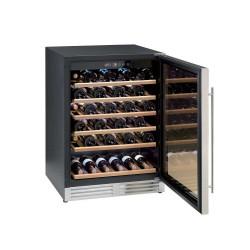 """Cave à Vin Porte Vitrée 150 Litres - """"Salenton"""" 51 Bouteilles EQUIPEMENT DIRECT Caves à vin"""