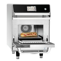 Four à cuisson ultra-rapide Snackjet 200 Bartscher Fours combinés à cuisson accélérée