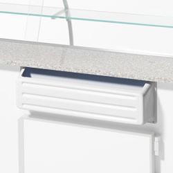 Porte papier en ABS (L.700 mm) DIAMOND Accessoires pour vitrines réfrigérées