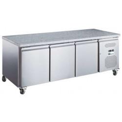 Table 580 Litres positive 3 portes + plan granit AFI Collin Lucy Tables et soubassements
