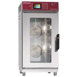 Four 11 x GN 1/1 électrique à vapeur et convection - digital, auto-lavage