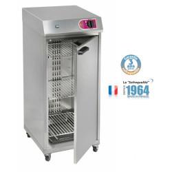 Armoire chauffante ventilée - 5 bacs GN 2/3 Sofraca Sofraca