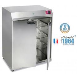Armoire chauffante ventilée - 5 bacs GN 1/1 Sofraca Sofraca