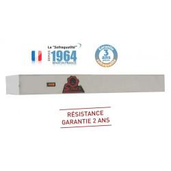Rampe chauffante infrarouge - L 1220 mm Sofraca Sofraca