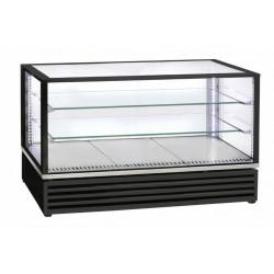 Vitrine réfrigérée 2 x GN 1/1, 390 W (MONO) Sofraca Vitrines réfrigérées à poser