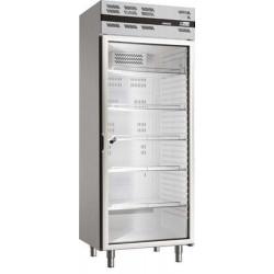 Armoire positive réfrigérée 535 Litres, 1 porte vitrée GN 2/1 AFI Collin Lucy ALEX PRÊT