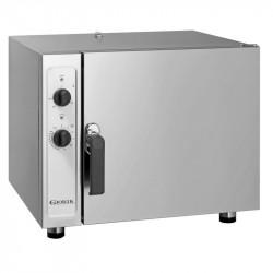 Four de cuisson 5 niveaux GN 2/3 basse température et maintien en température, commandes électroniques