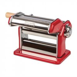 Machine à pâtes manuelle 205(H) x 185(L) mm, rouge, Imperia