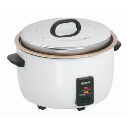 Cuiseur à riz 8 Litres, 2650 W, blanc Bartscher Cuiseurs à riz