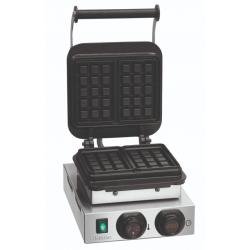 Gaufrier 2200 W, Bruxelles 160 x 100 mm, MDI 1BW160-101 Bartscher Gaufriers