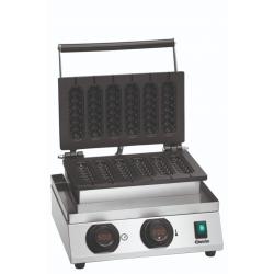 Gaufrier 1800 W, épis arrondi 40 x 30 mm, MDI Lolly 600 Bartscher Gaufriers
