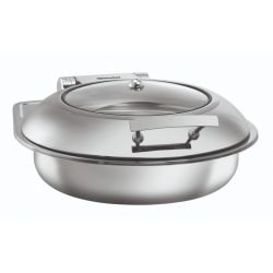 Chafing dish rond 6,2 Litres, Flexible en inox Bartscher Chafing Dish