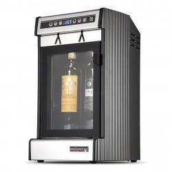 Distributeur de vin 2 bouteilles à température contrôlée WINE EMOTION FRANCE Caves à vin