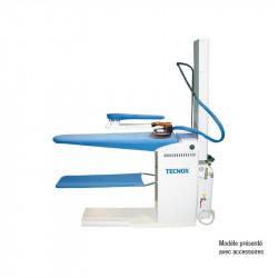 Table de repassage 5,8 Litres autonome aspirante/chauffante, chaudière inox  Repassage