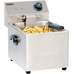 Friteuse électrique 4 litres CASSELIN Friteuses à poser
