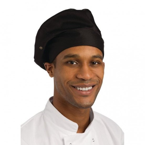Toque noire Chef Works CHEF WORKS Toques