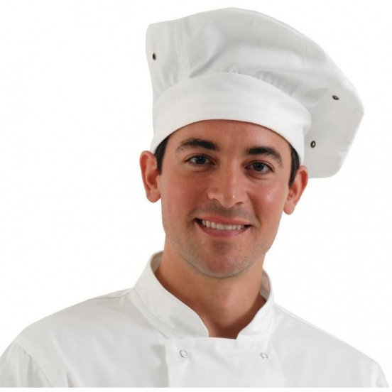 Toque blanche Chef Works CHEF WORKS Toques