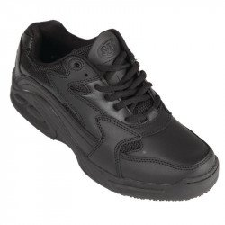 Shoes For Crews Mens Stay Grounded Leather Trainer - Size 43 SHOES FOR CREWS Nisbets Vêtements